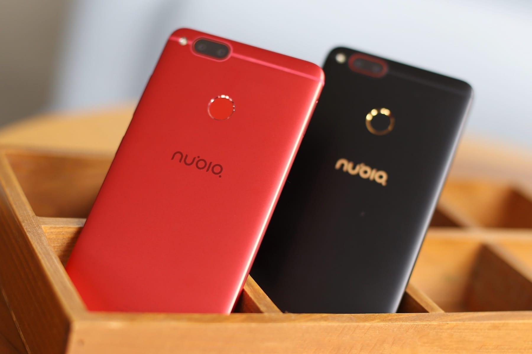 Nubia Z19 отZTE наSnapdragon 845 засветилась вAnTuTu
