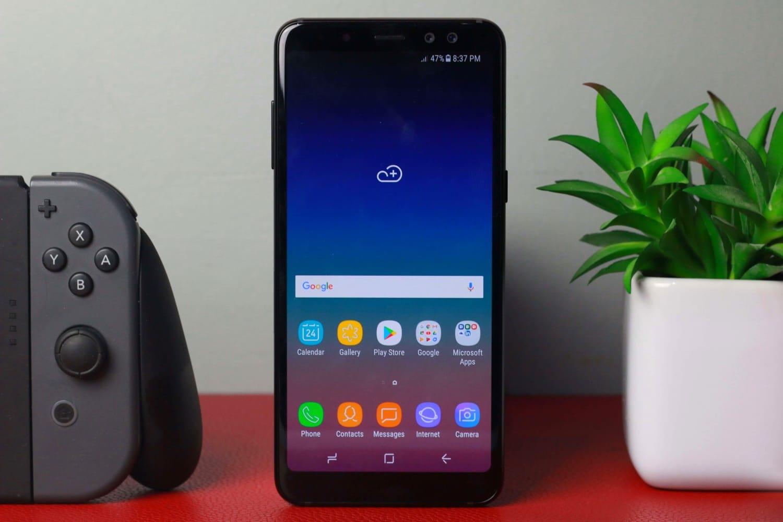Режим замедленной съемки является изюминкой Самсунг Galaxy S9
