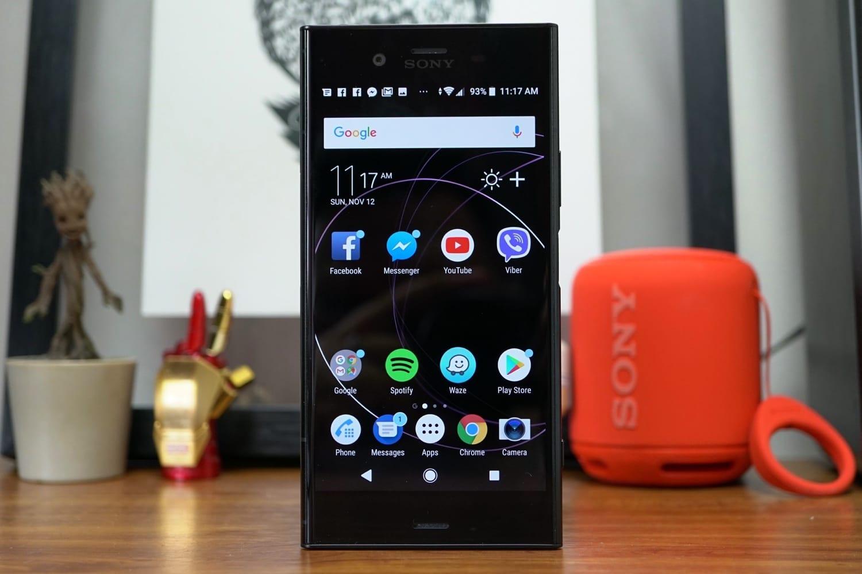 0<br /> Sony Xperia XZ2 Compact на Android 8.1 Oreo станет настоящим убийцей iPhone SE 2