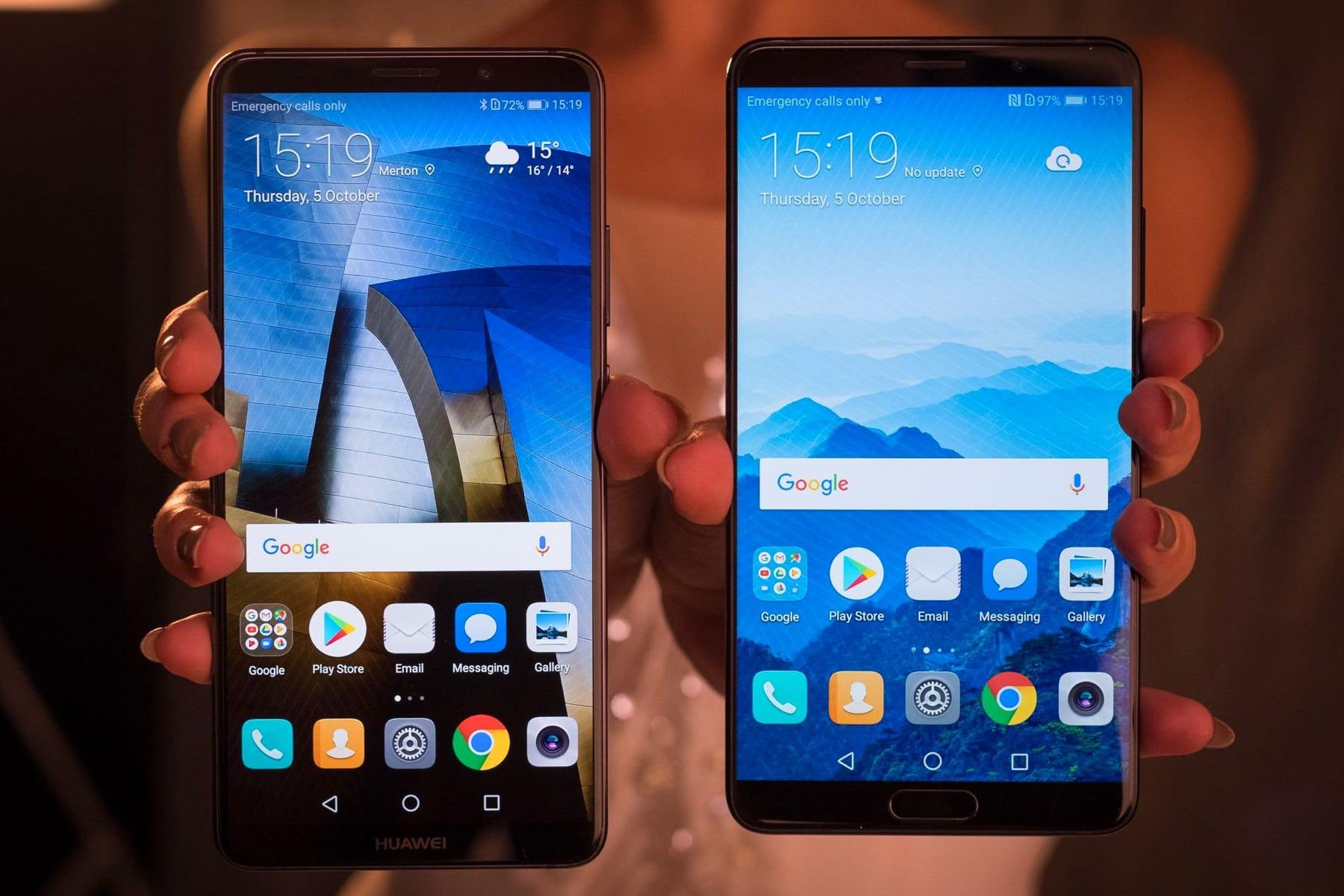 Специалисты назвали самые массивные мобильные телефоны на андроид