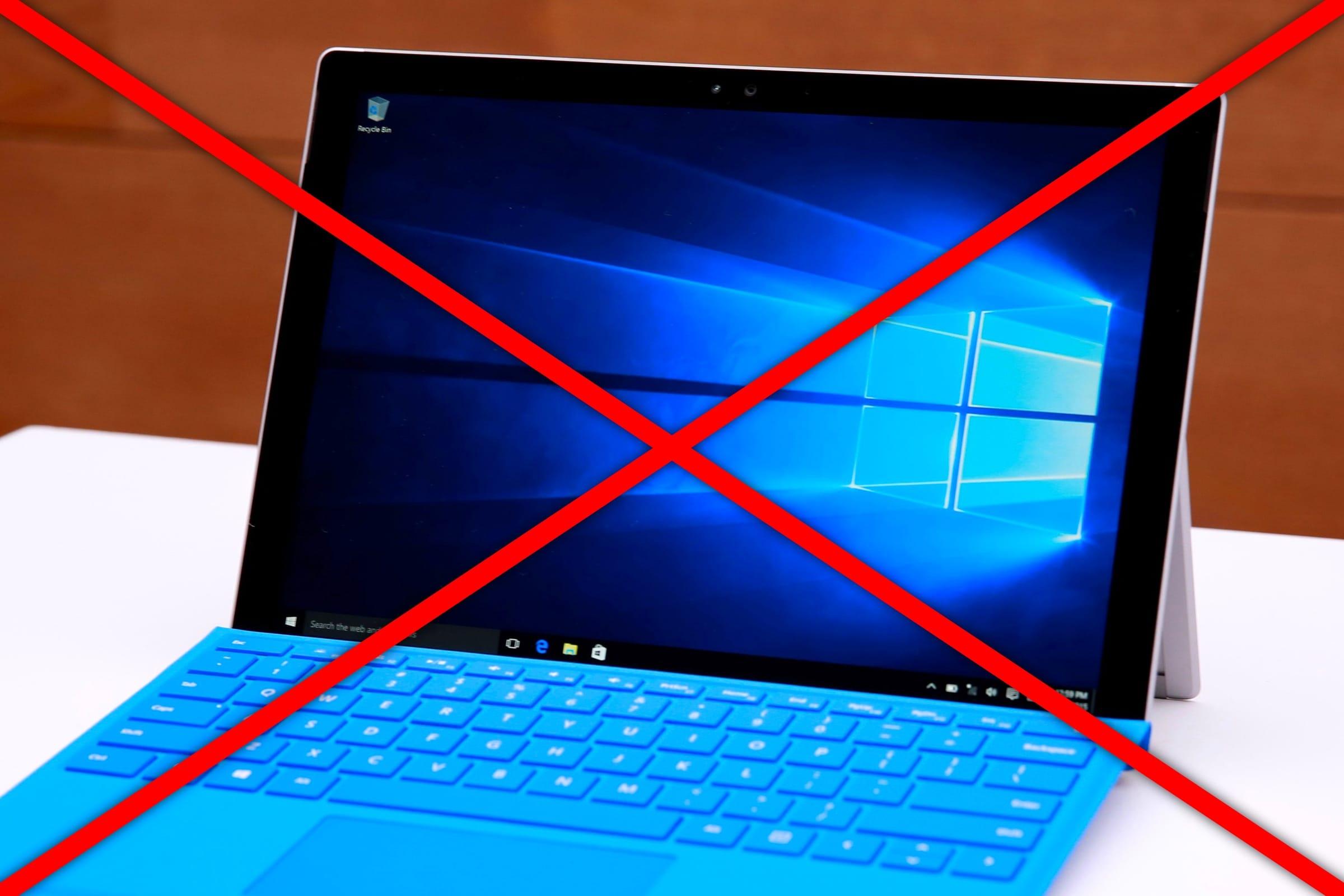 0 Microsoft убила компьютерную операционную систему Windows 10