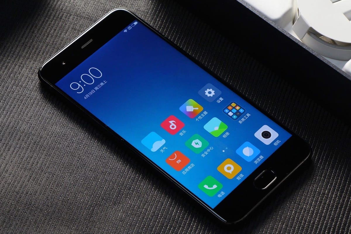 0 Магазин Xiaomi на Ali Express временно продает смартфон Xiaomi Mi 6 за 21 400 рублей