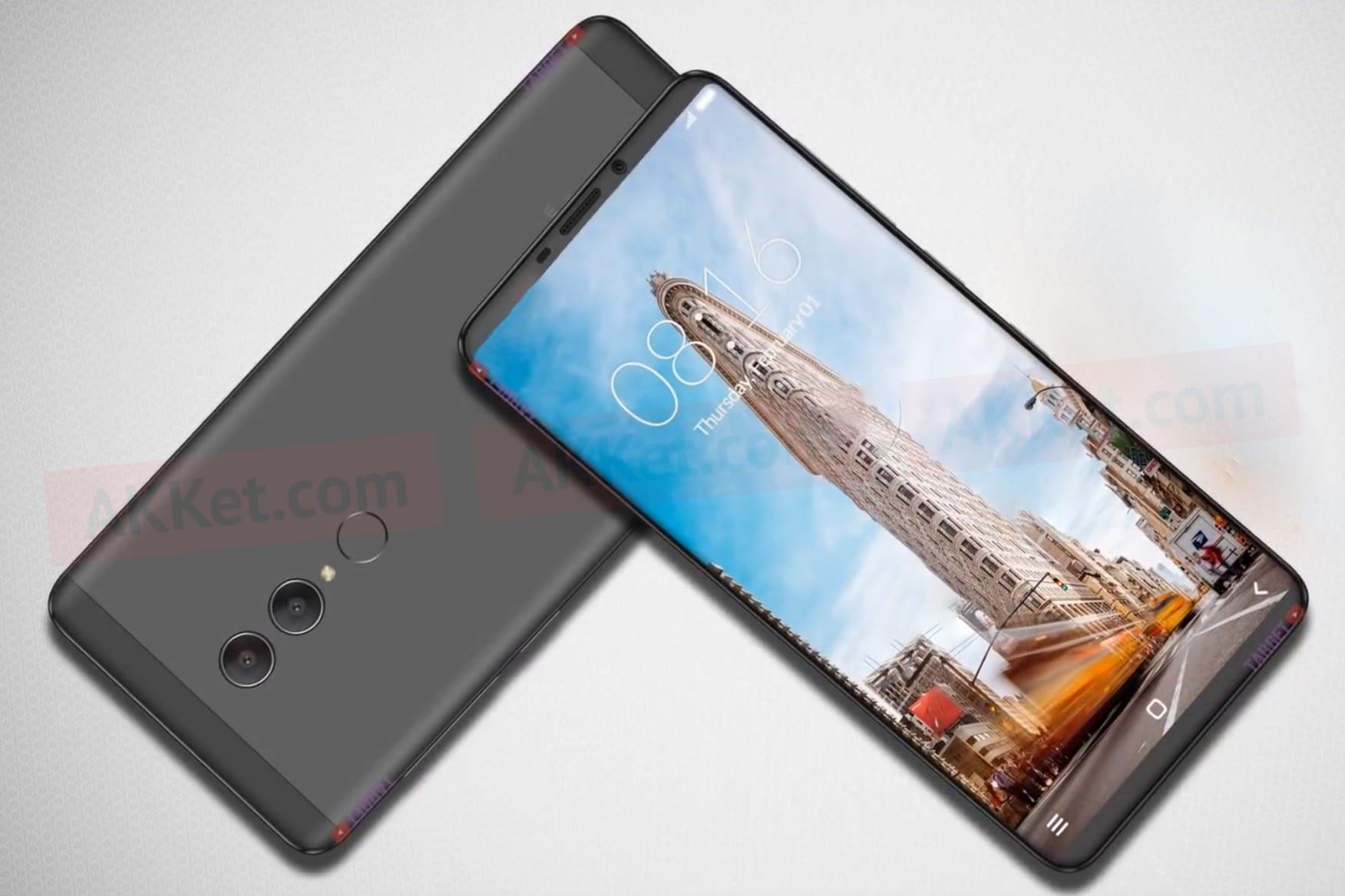 Новый телефон от xiaomi 2018