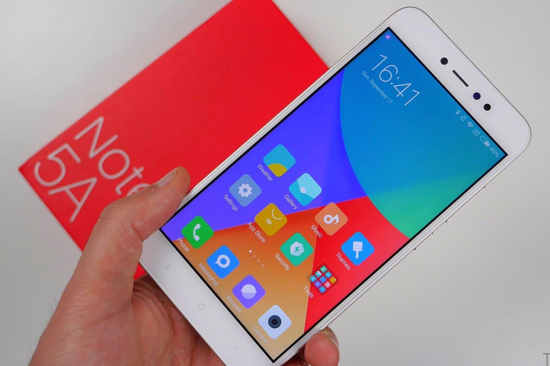 «МегаФон» бесплатно дарит всем жителям России новый смартфон Xiaomi Redmi  Note 5A 57c3c0452d7