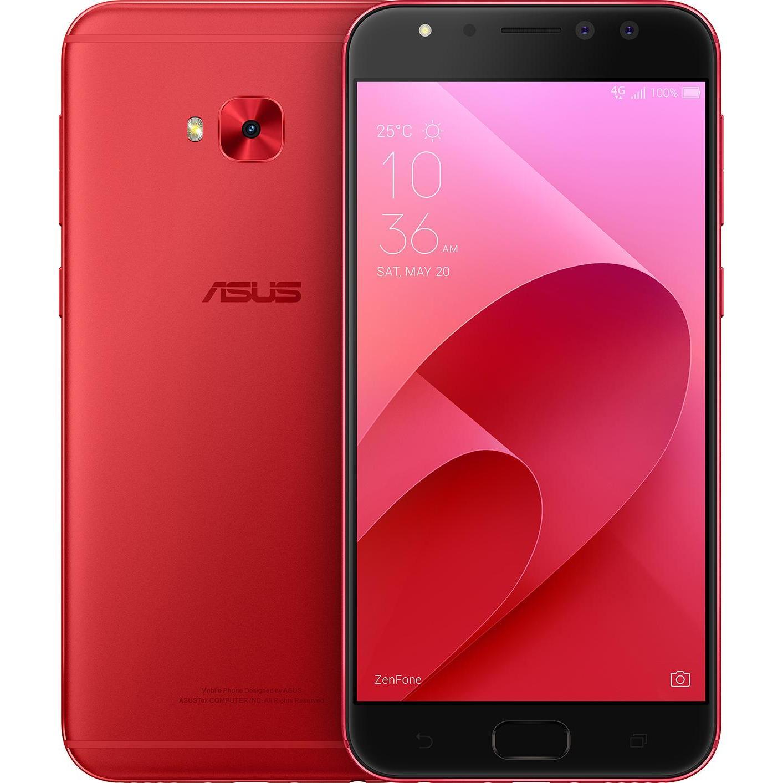 ASUS подарит ZenFone Goзапокупку ZenFoone 4 Selfie Pro