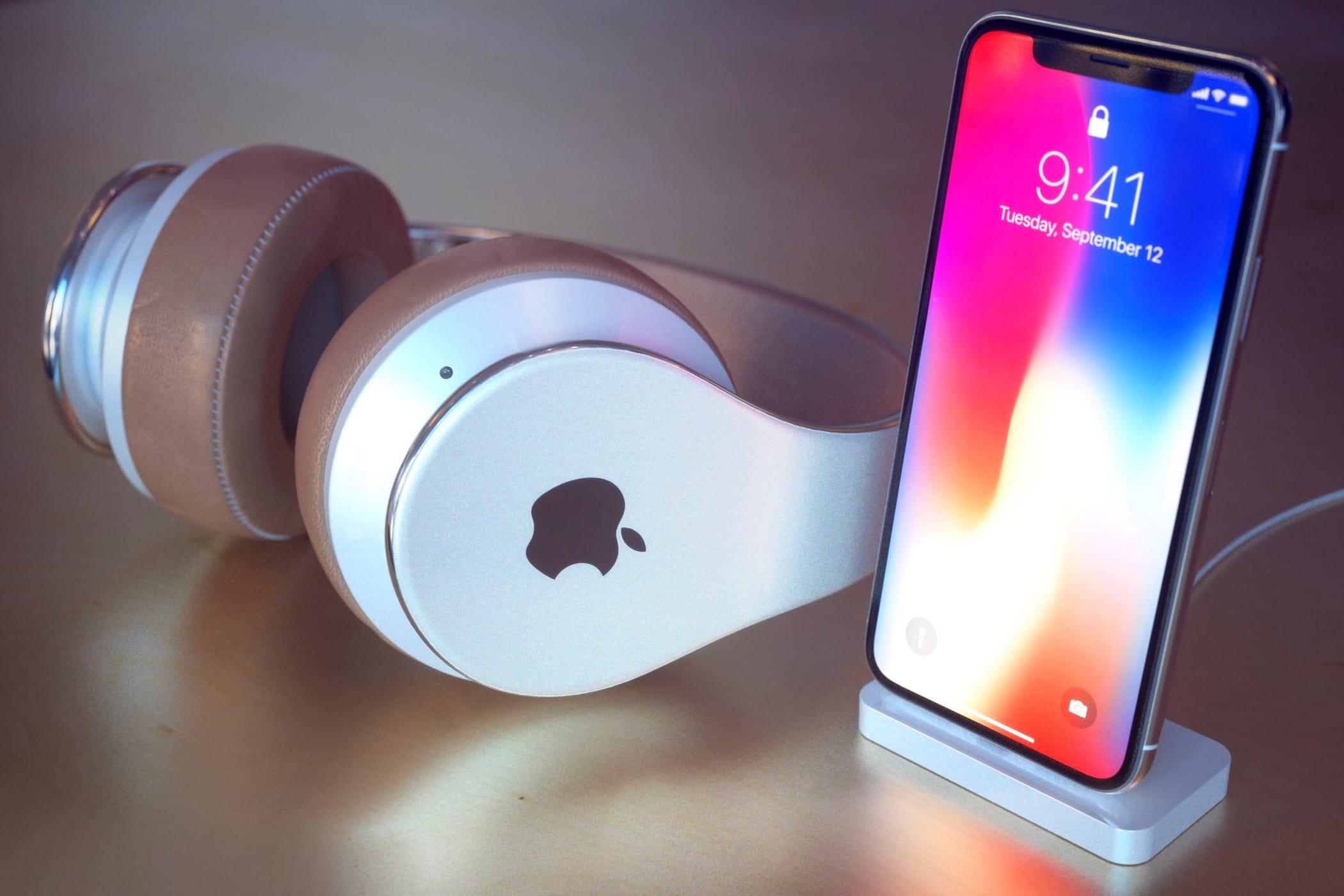 Apple выпустит собственные шумоподавляющие наушники впервом месяце зимы