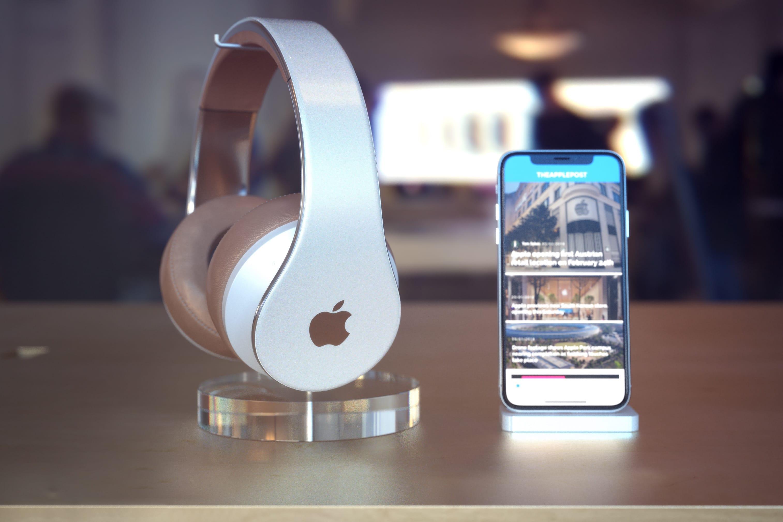 Apple желает снабдить беспроводные наушники биометрическими датчиками