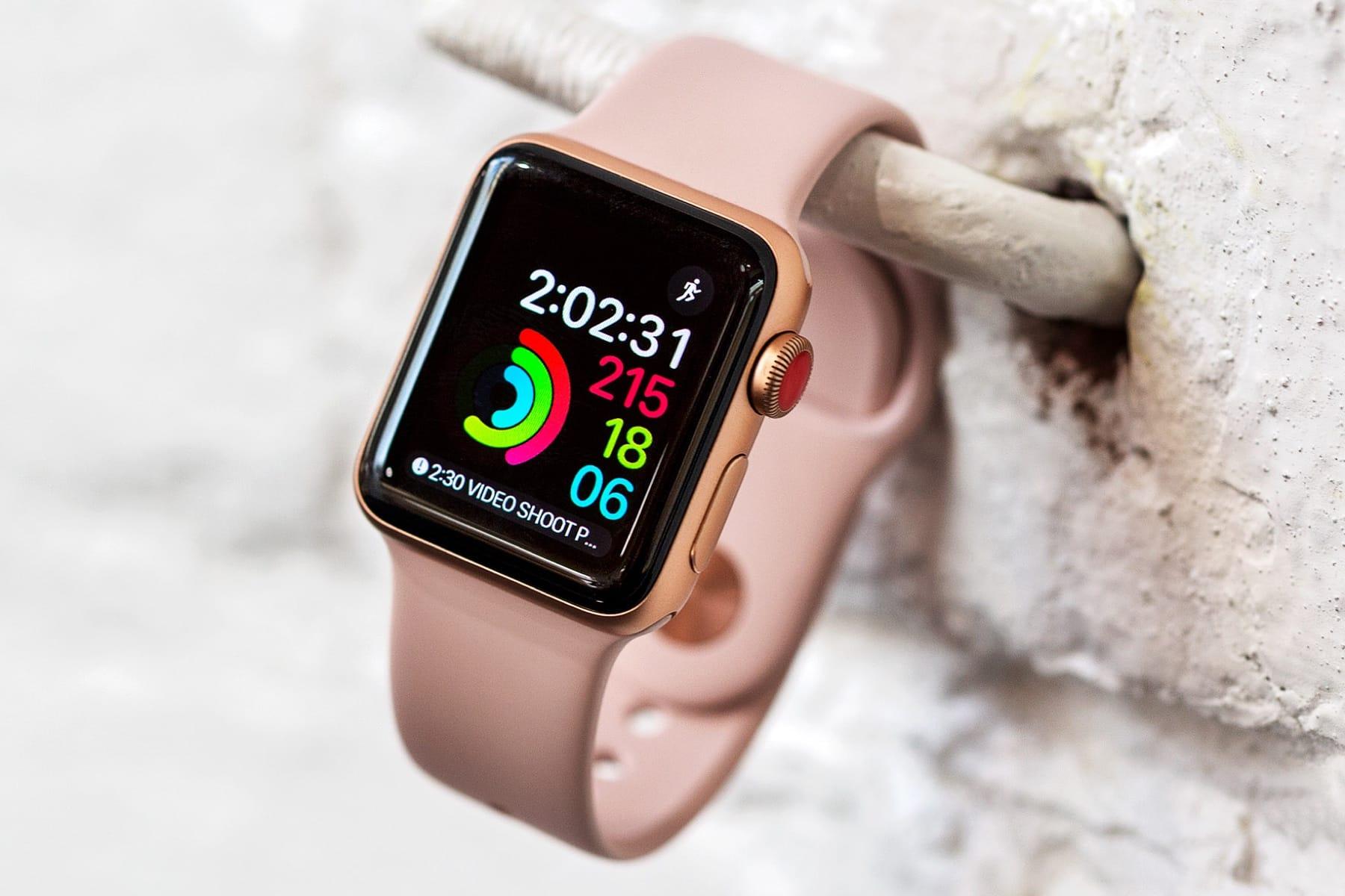 Смарт-часы Apple Watch Series 3 временно раздают совершенно бесплатно ce206f91f5e36