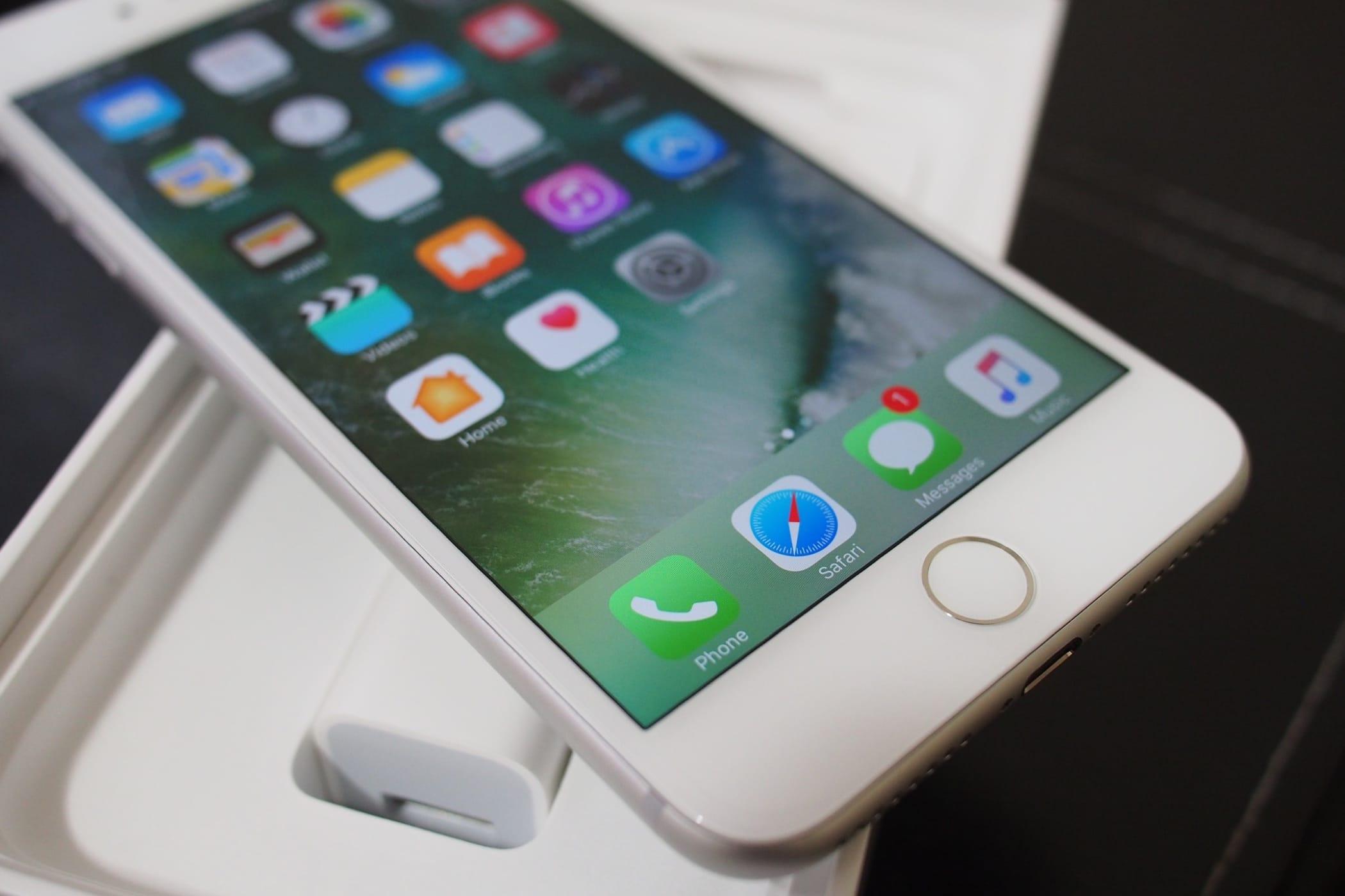 Apple остановила производство iPhone