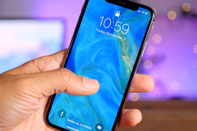 Apple iPhone X Plus со слотом для двух SIM-карт впервые на видео