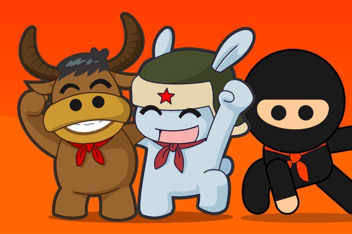 Компания Xiaomi выпустила подобную «криптокотятам» игру с«криптокроликами»