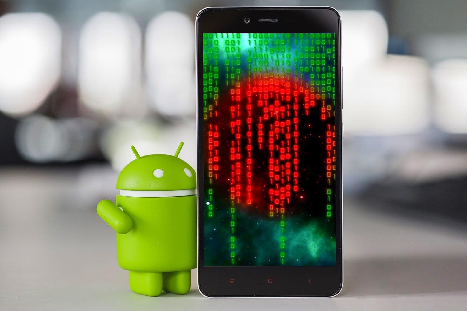 В45-ти моделях андроид найдены вшитые вредные вирусы