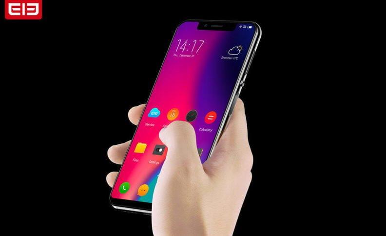 Неприлично доступный смартфон: китайцы представили бюджетный пообразу иподобию iPhone X