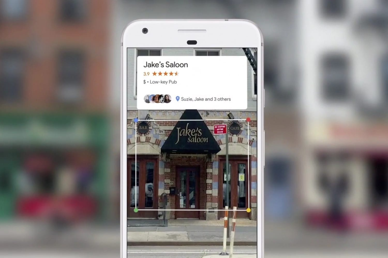 Сервис Google Lens стал доступен пользователям iOS
