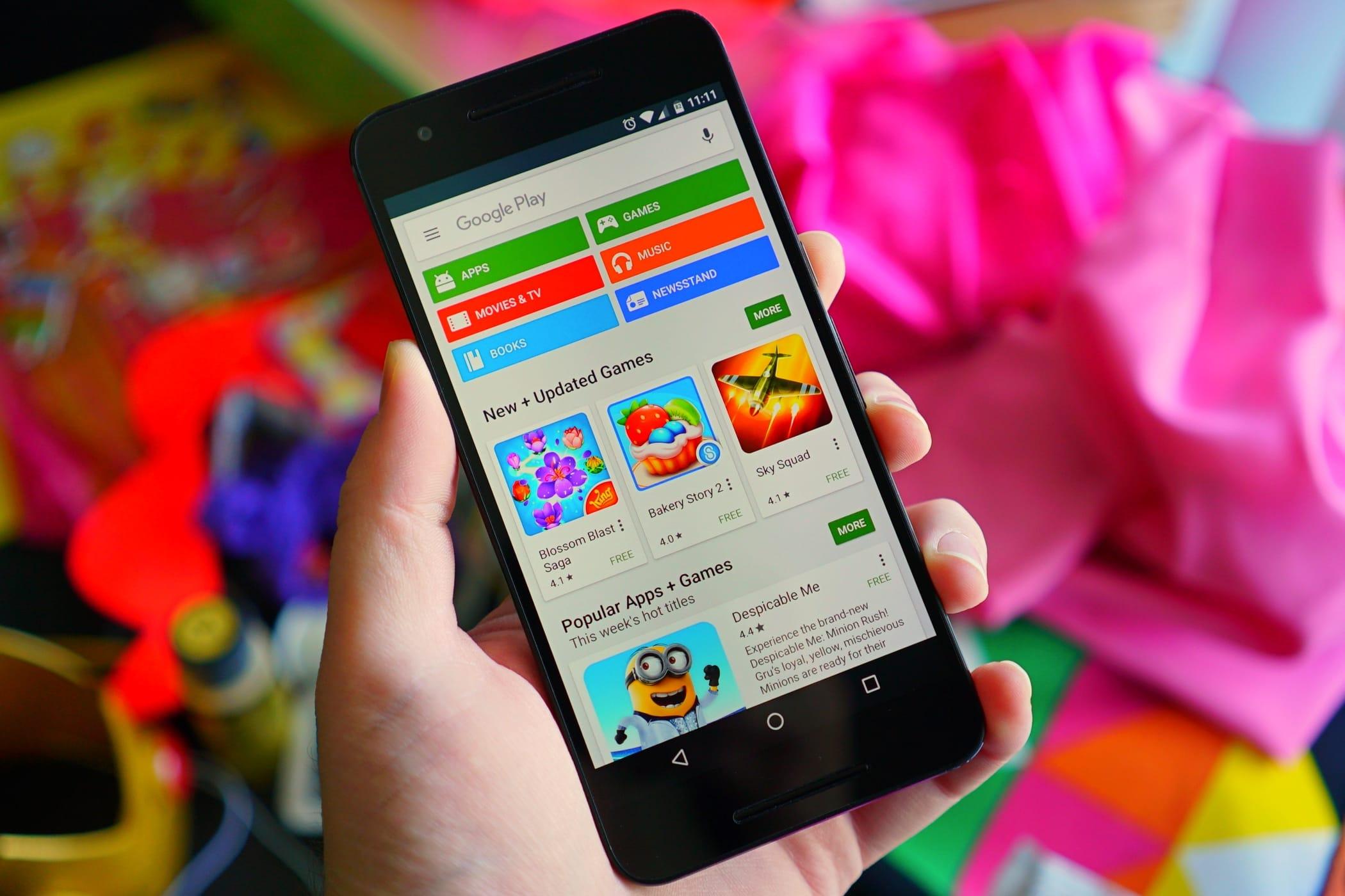 Создание Android приложений