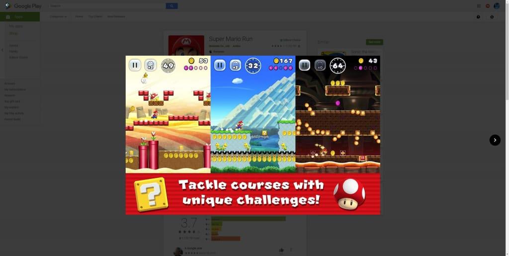 Магазин Google Play пополнится новыми функциями вконце марта