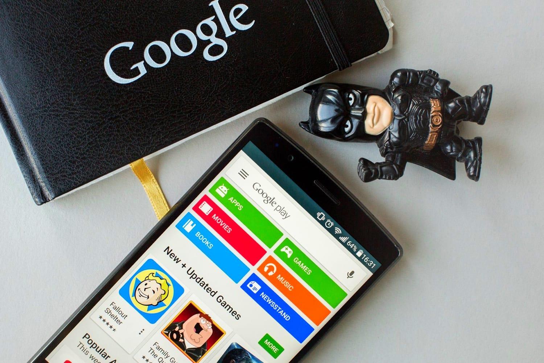 Новый магазин Google Play для андроид получил массу полезных новшеств