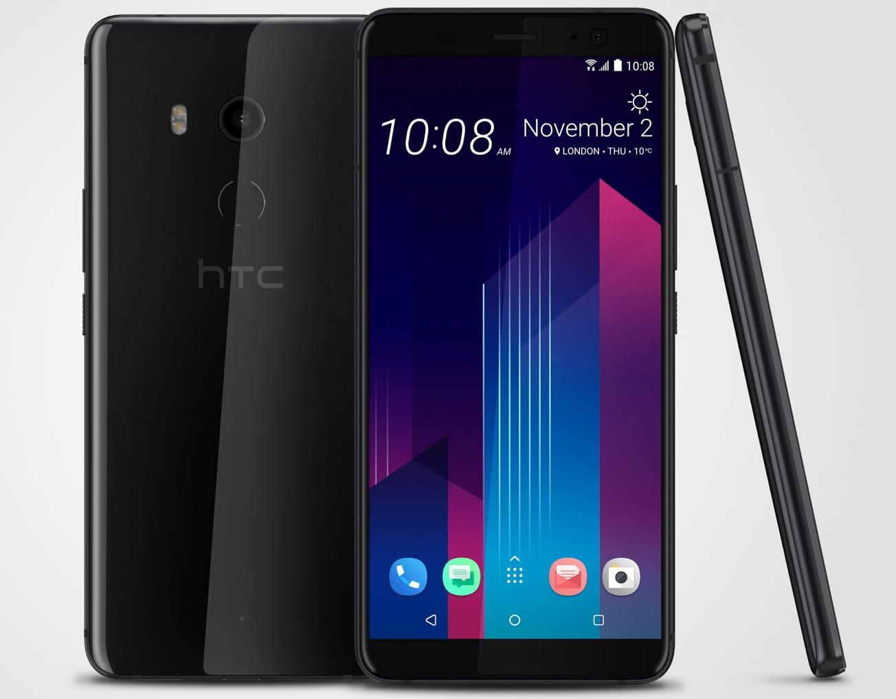 HTC U12: полные спецификации, цены нафлагман 2018