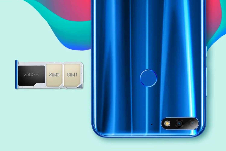 Состоялась презентация телефонов Huawei Enjoy 8, 8 Plus имодели 8E