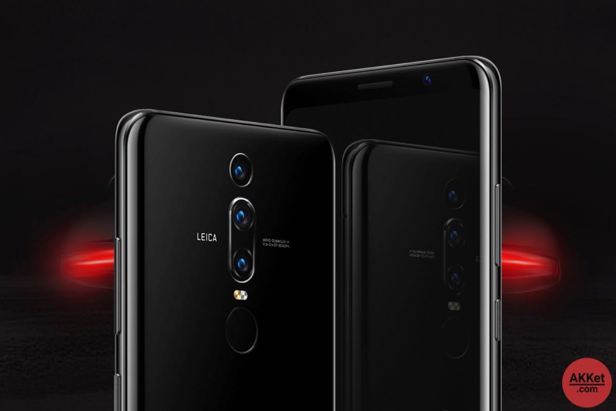 Huawei MateRS сосканером под экраном обойдется в крупную сумму