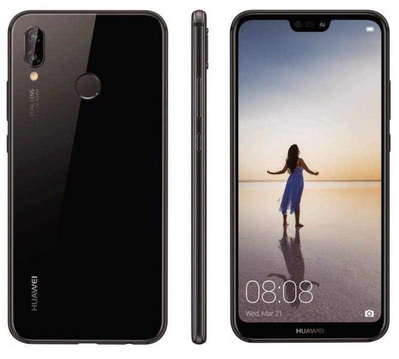 Смартфон Huawei P20 появился вбенчмарке Geekbench