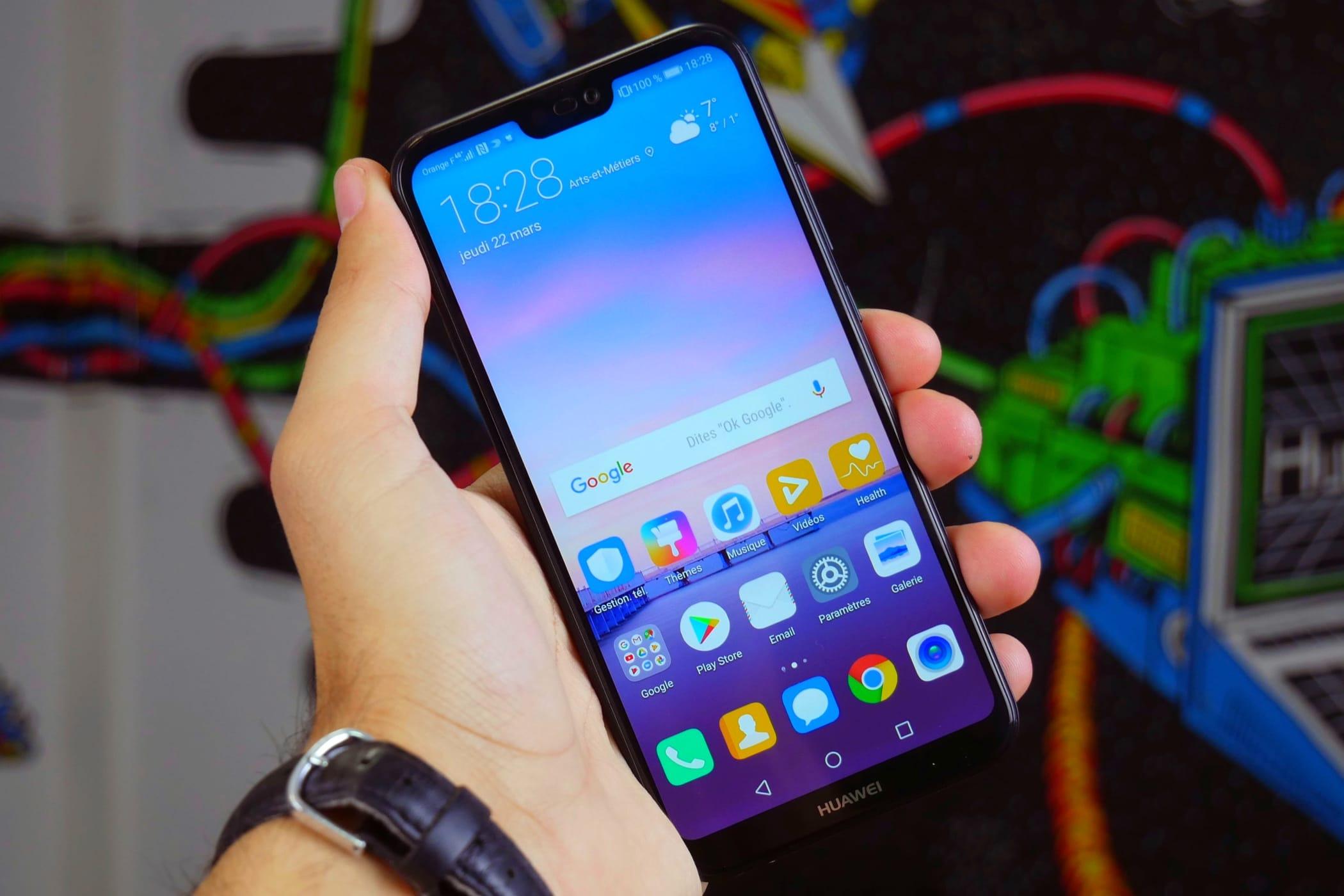 Появились сведения о телефонах Huawei P20 иP20 Pro