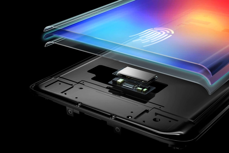 Смартфон Huawei P20 Pro стройной камерой показался врекламных материалах