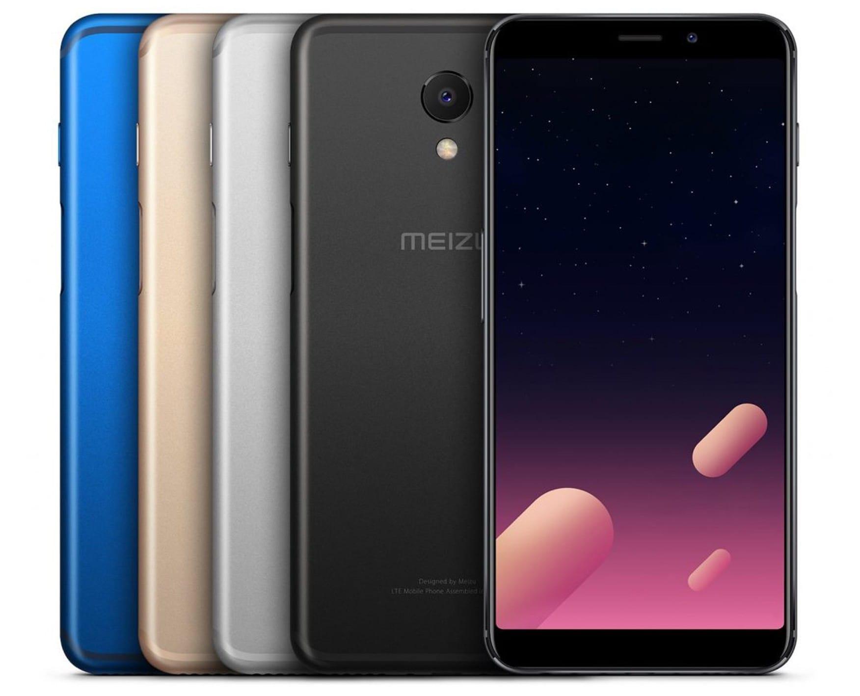 Безрамочный смартфон Meizu M6s сбоковым сканером отпечатков пальцев вышел в Российской Федерации