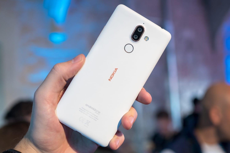 В Российской Федерации стартуют продажи безрамочного телефона нокиа 7 Plus