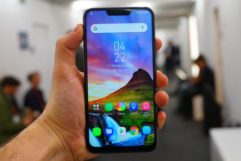 1 One Plus 6 стал самым мощным в мире смартфоном обойдя Samsung Galaxy S9