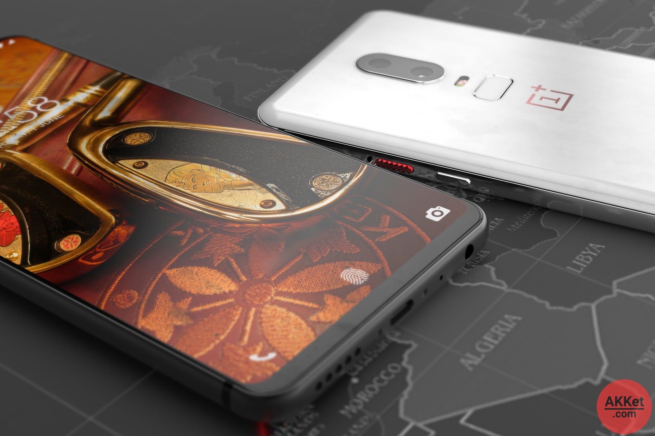Рассекречена стоимость телефона OnePlus 6