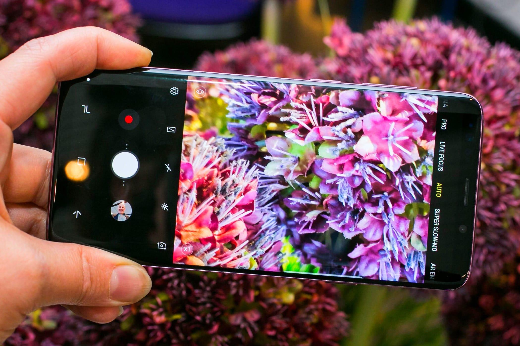 Самсунг уже тестирует Galaxy Note 9 c«бесконечным» дисплеем и андроид Oreo