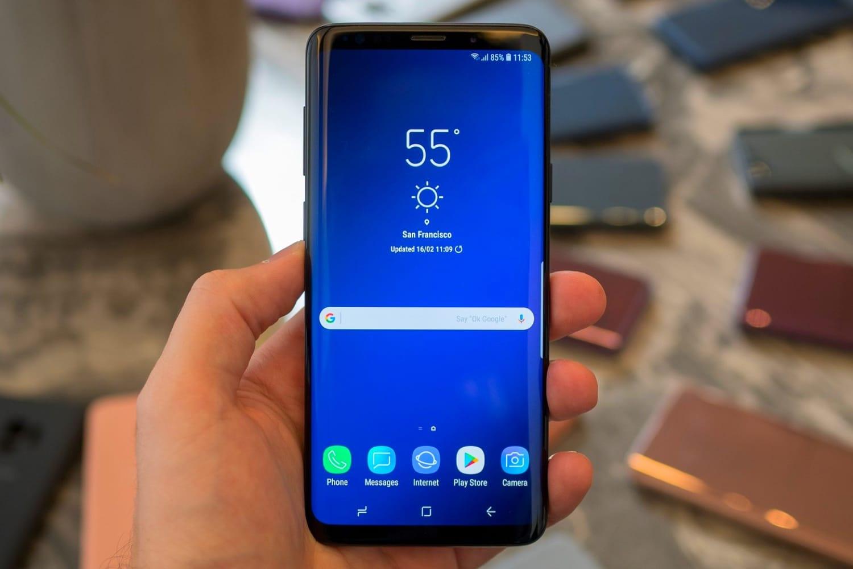 «Связной» предложил всем желающим получить Samsung Galaxy S9 бесплатно 3b6aa7ae00f65