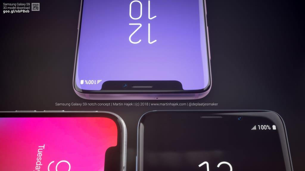 Самсунг  Galaxy S9+ опередил  iPhone Xпоскорости работы