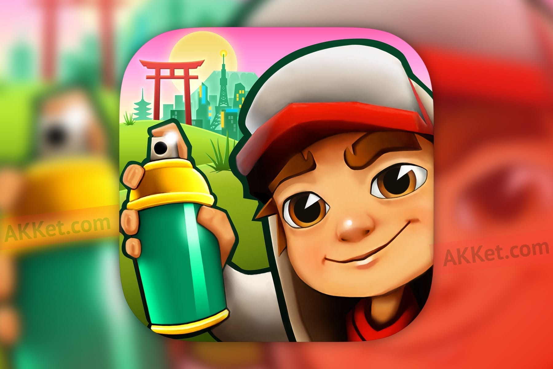 Приложения в Google Play – Subway Surfers