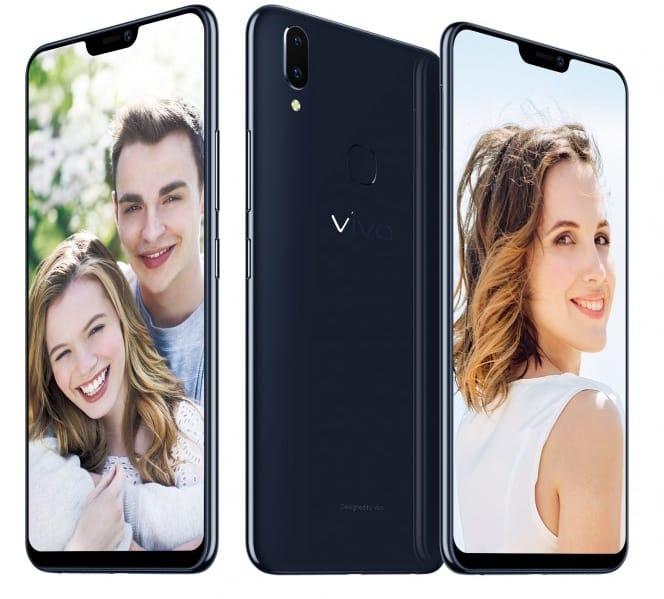 Представлен VIVO V9 синтересными характеристиками