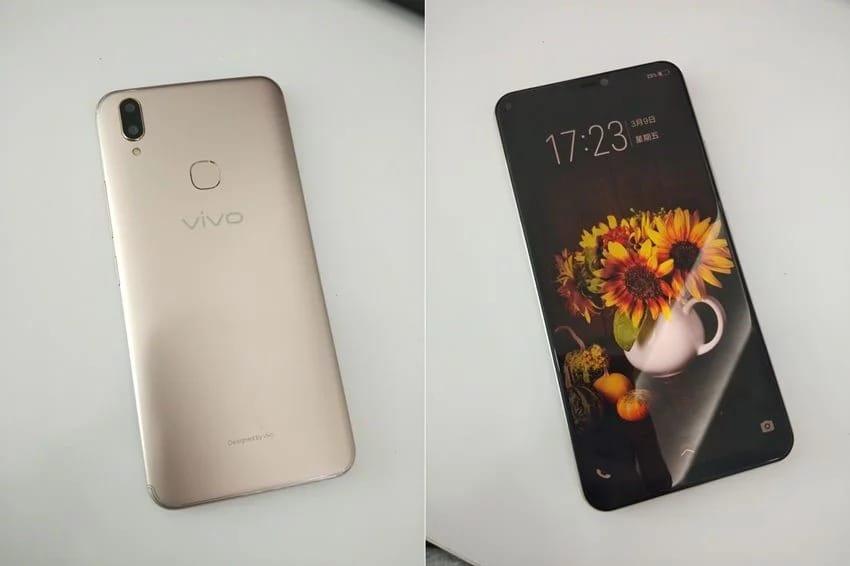 Vivo V9 став клоном iPhone X з роз'ємом для навушників і слотом для двох SIM-карт
