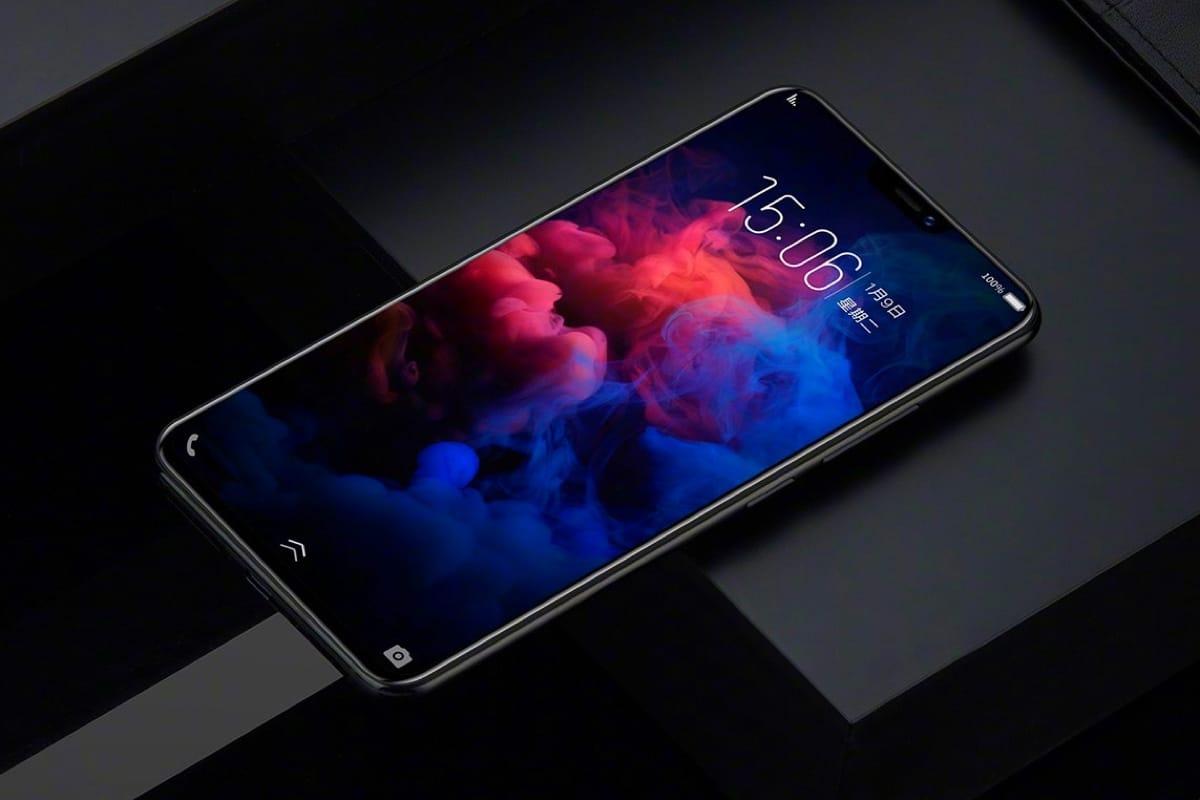 0 Анонс Vivo X21 и X21 UD – стильные смартфоны с вырезом и сканером отпечатков пальцев в экране