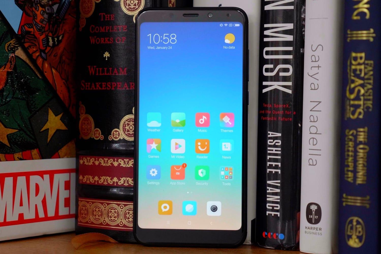 Xiaomi Redmi 5 можно купить сприличной скидкой