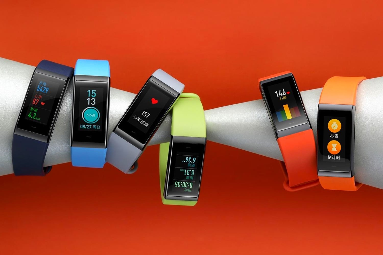 Xiaomi Huami Amazfit Cor шикарний смарт браслет який