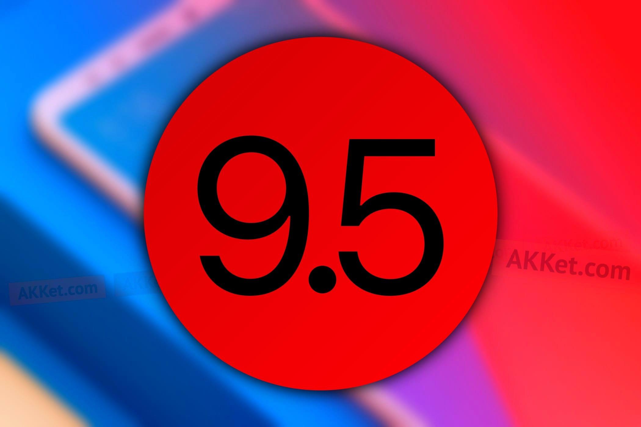 Xiaomi анонсировала MIUI 9.5 снормальной шторкой уведомлений