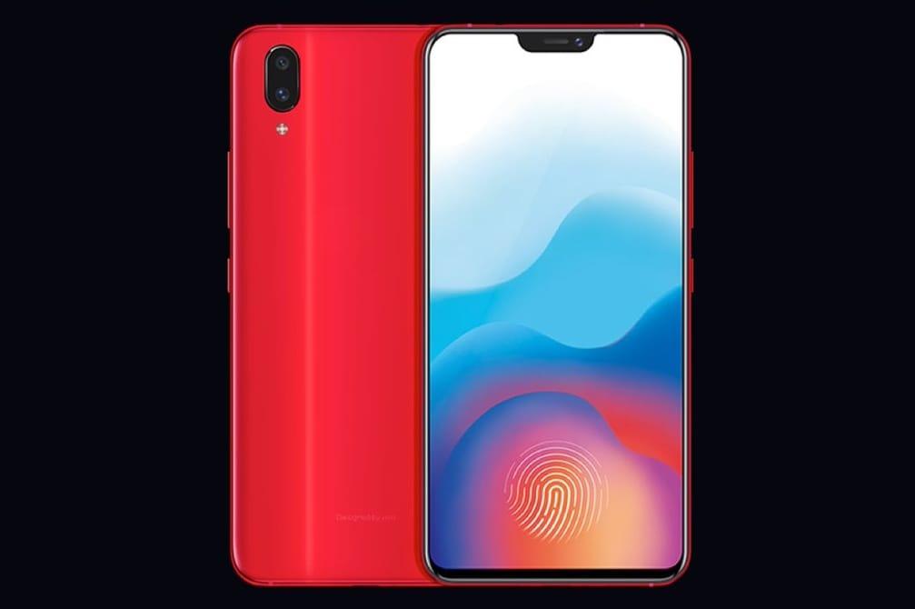 Телефону Xiaomi Mi7 Plus приписывают наличие экранного сканера отпечатков пальцев