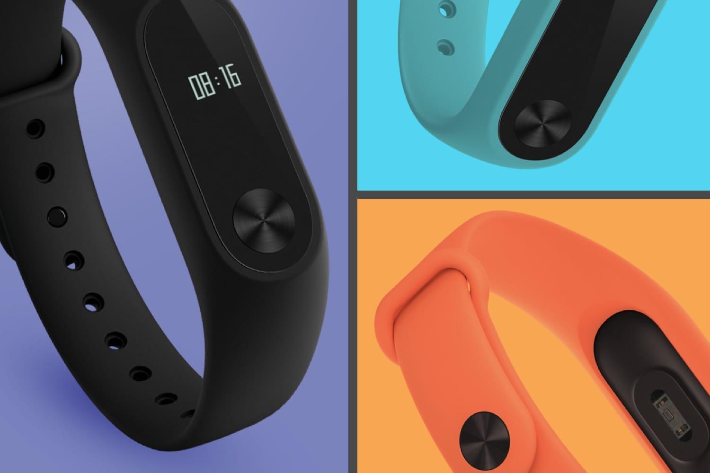 Xiaomi запустила в продажу две новых версии браслета Mi Band 2