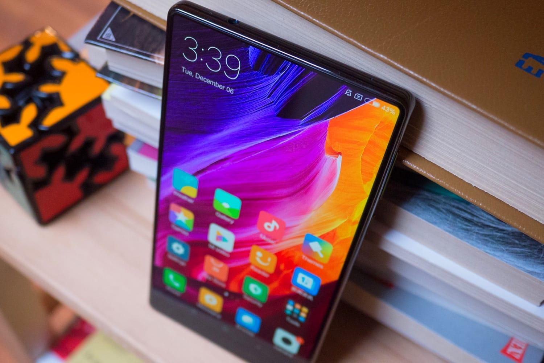 разрешение экрана Xiaomi Mi Mix 2s 2160*1080