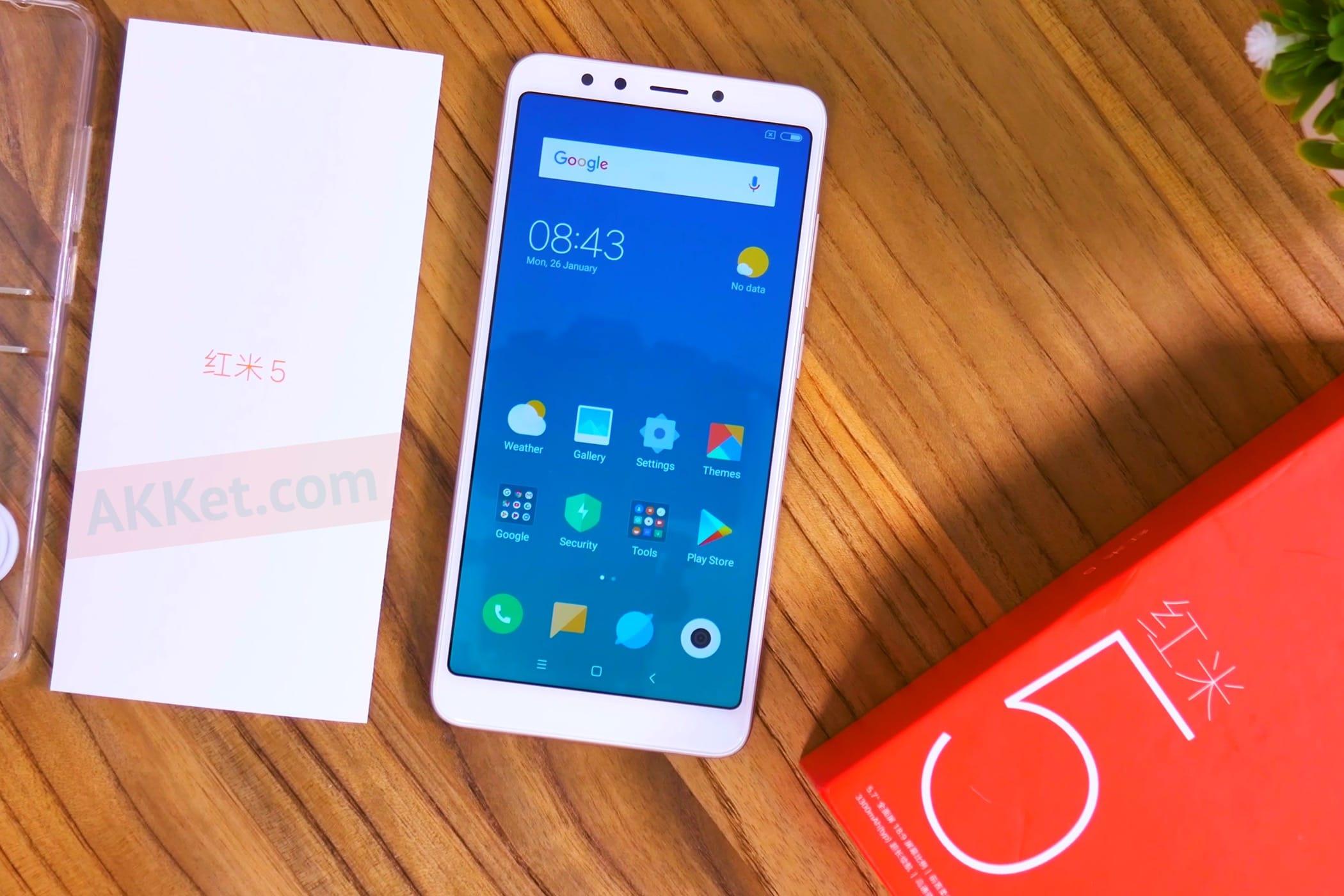 0 Xiaomi Redmi Note 5 AI Dual Camera стал доступен для покупки всем жителям России