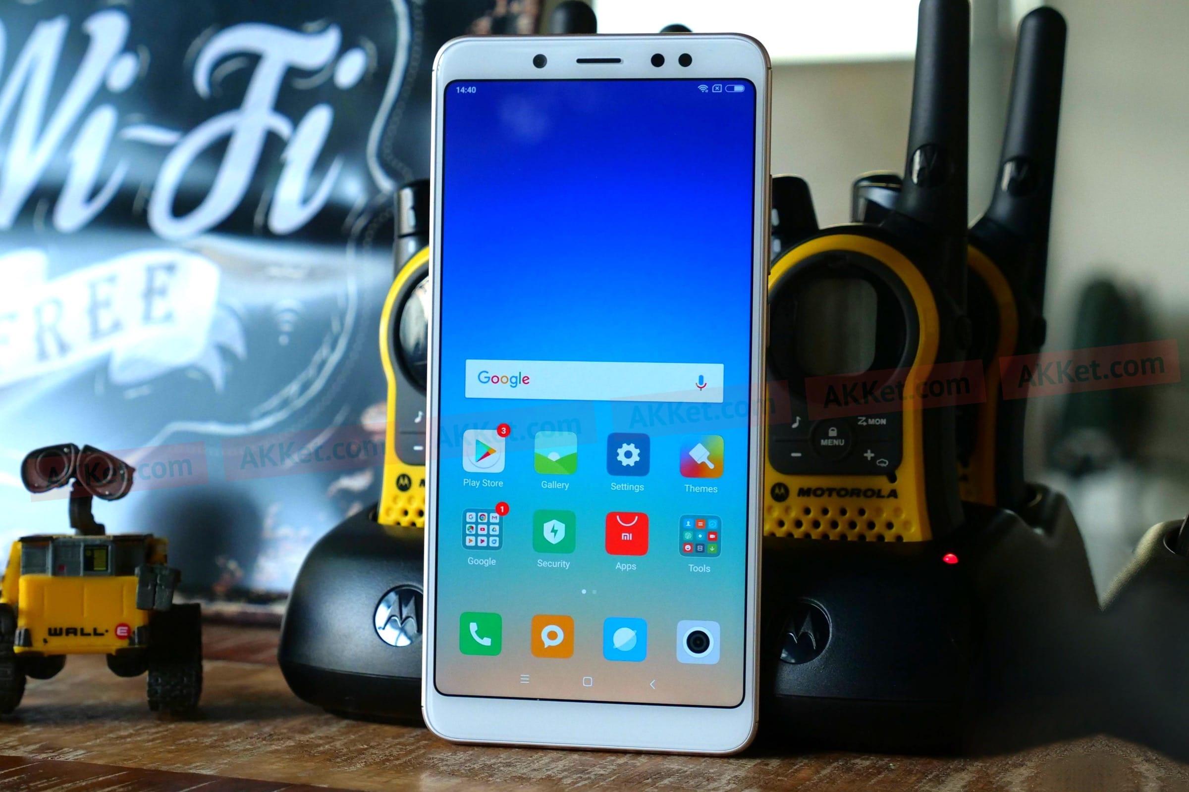 ВКитайской республике состоялась презентация Xiaomi Redmi Note 5