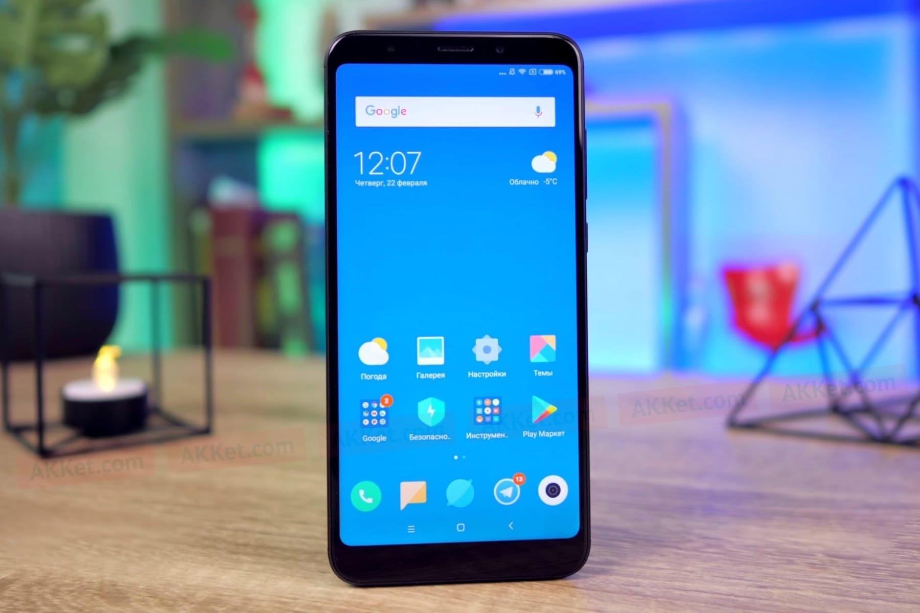 Новый Lenovo S5 будет «убийцей» для телефона Xiaomi Redmi Note 5 Pro
