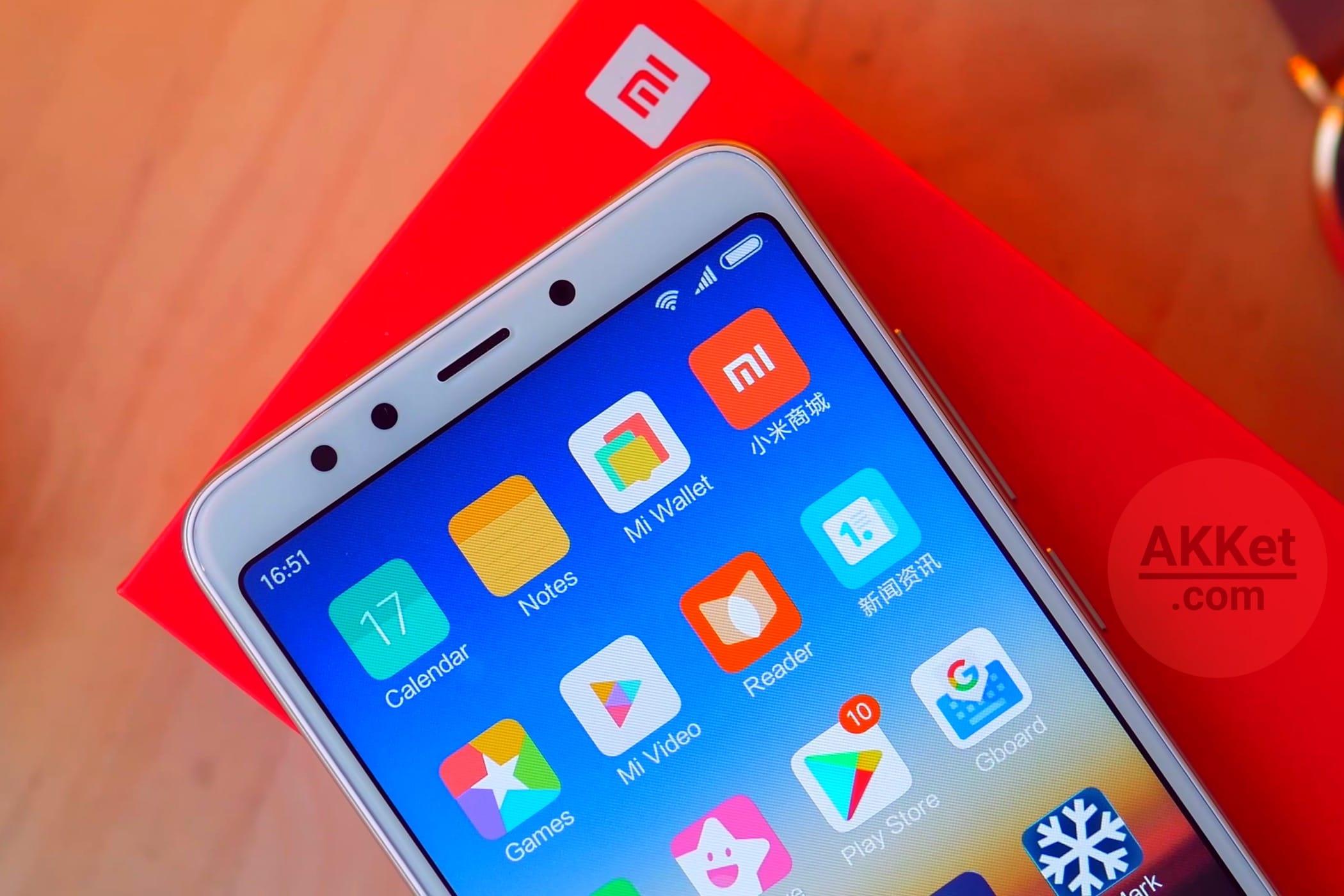 1-ый официальный снимок телефона Xiaomi MiMIX 2S появился вweb-сети