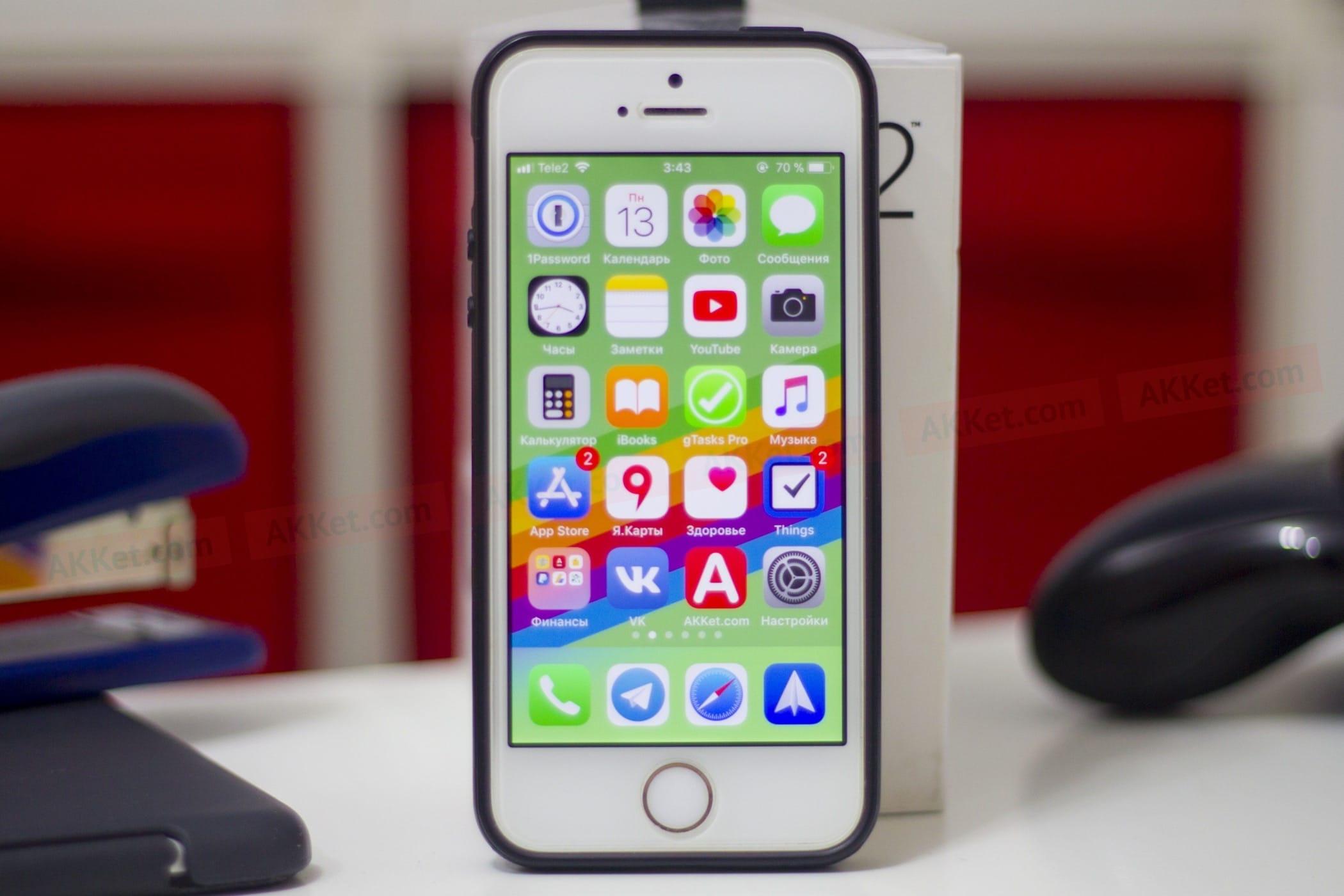 Вышли публичные бета-версии iOS 11.4 иtvOS 11.4