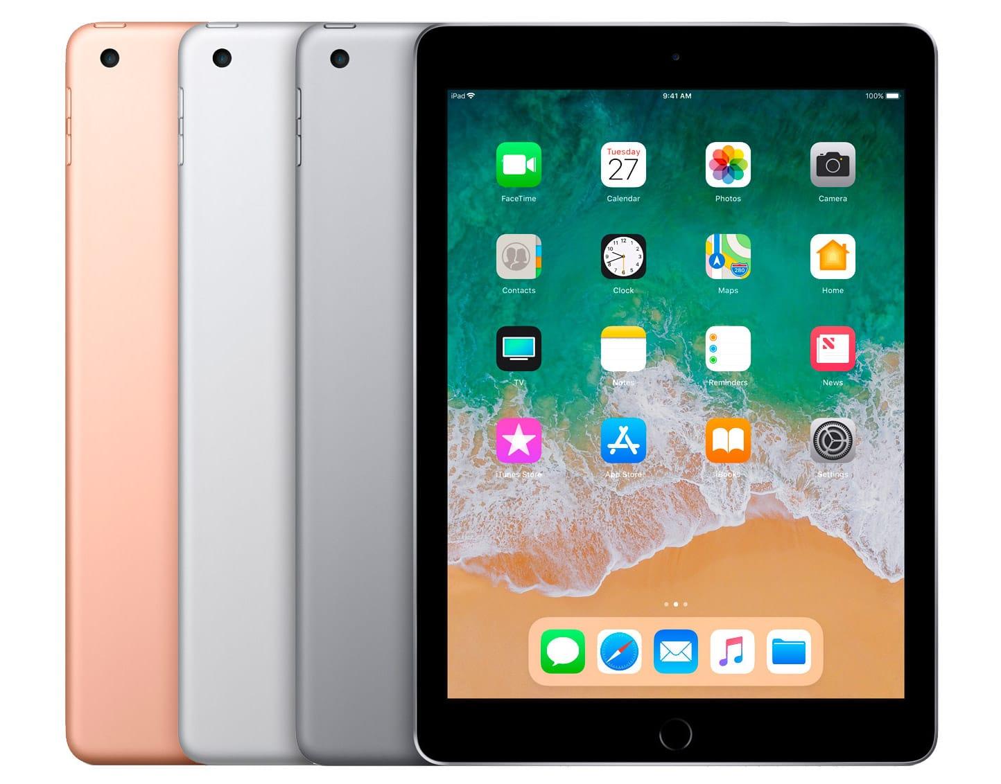 Специалисты признали iPad 2018 года непригодным для ремонта